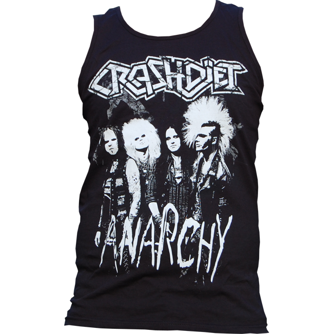 Anarchy Tank Top (Black)