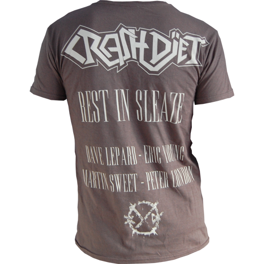 Rest In Sleaze T-Shirt