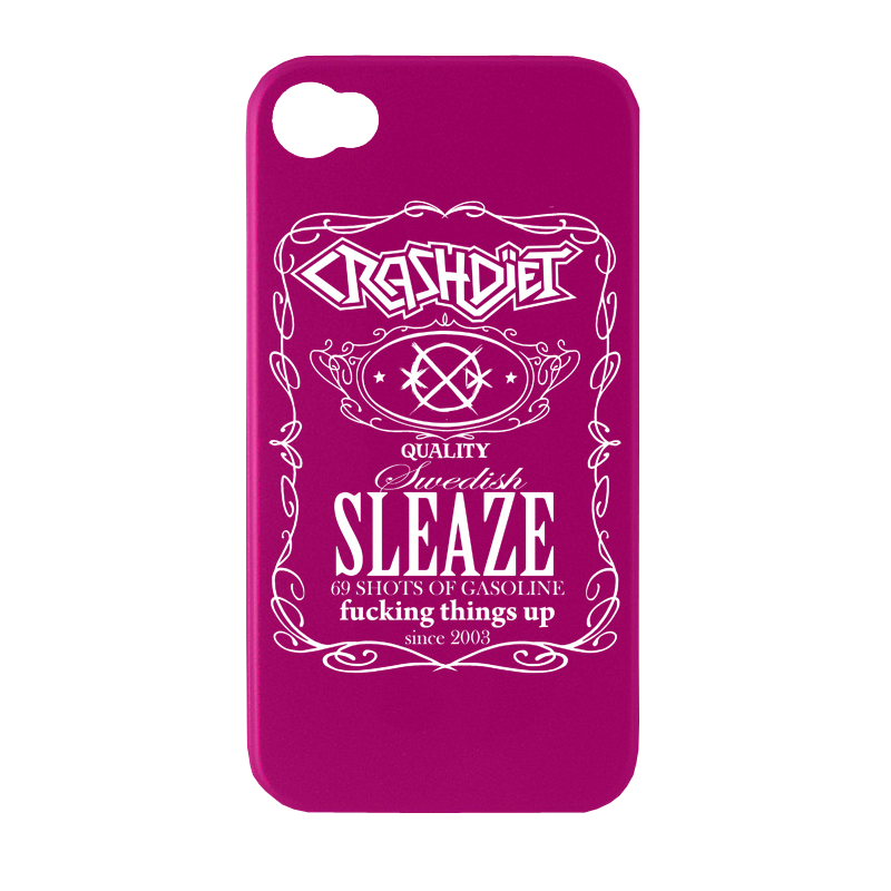iPhone 4 case (Pink)