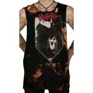 Siniestro - Filth & Angst Over Europe Tour Tank Top Front4