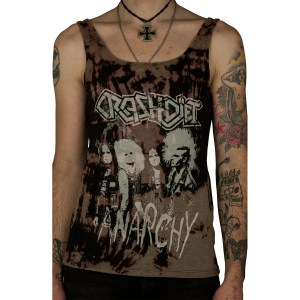 Terrorized - 30 - Anarchy Lady Tank Top front4