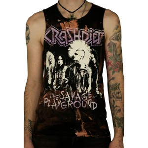 Terrorized - 31 - Savage Playground Tour Tank Top front4