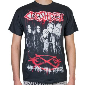t-shirt-Legion-band-front