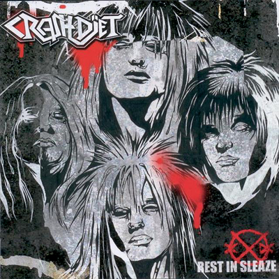 Rest In Sleaze (CD)