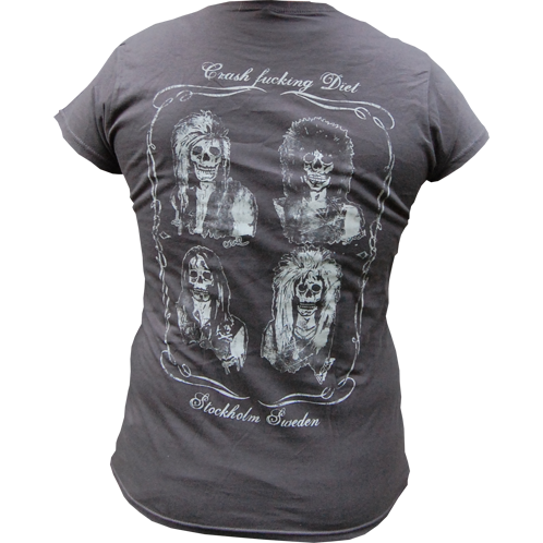 Whiskey Lady Shirt (Grey)
